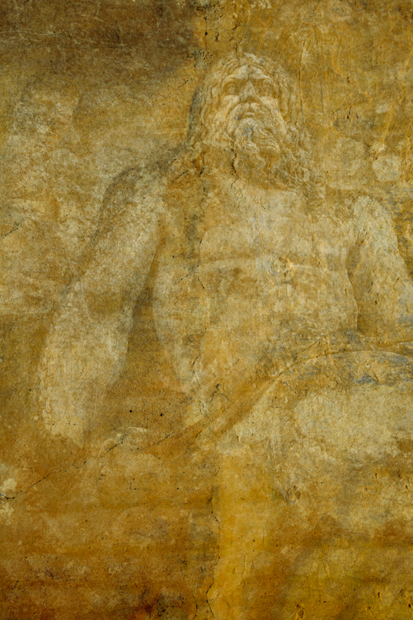 Potentiality Sacred Grove - Gardens of Bommarzo, Italy ref# 0072_gold_fresco