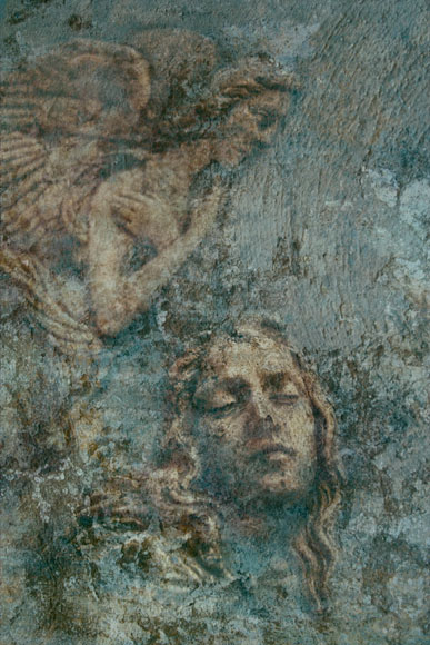 Angels - San Silvestro  2010 Rome  ref # 9554_2_green_fresco