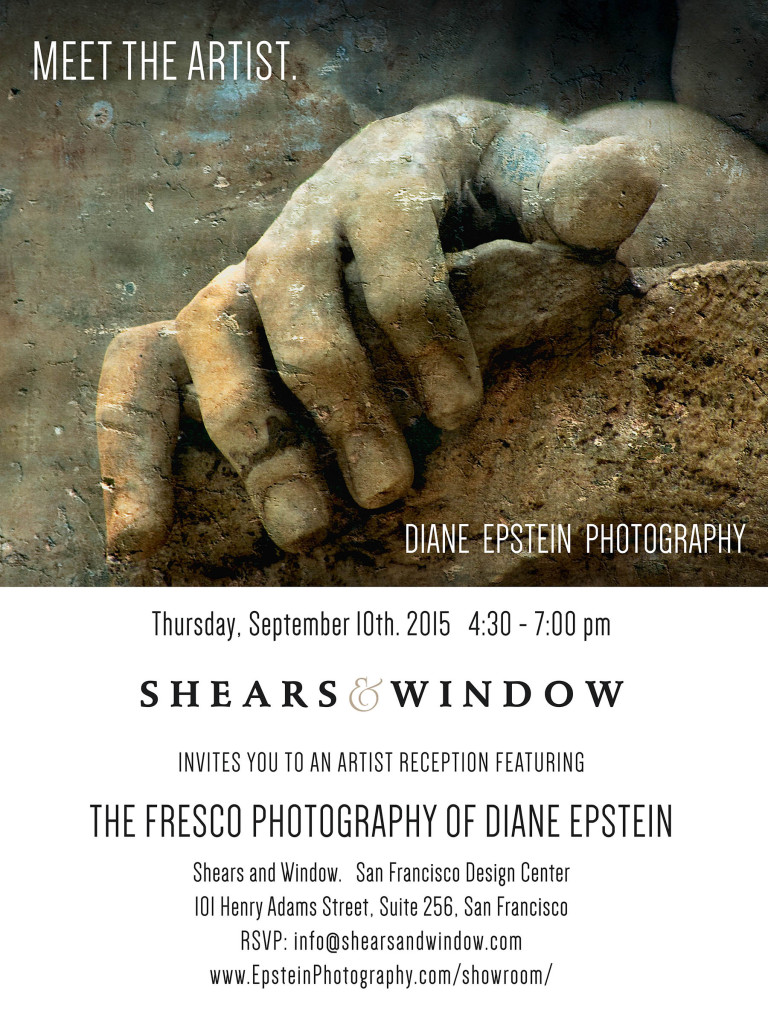 Diane Epstein_Shears & Window_Meet_the_Artist